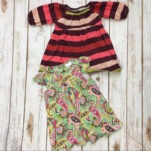 Tea Dress and Vera Bradley Dress Baby Girl 6-12 mo